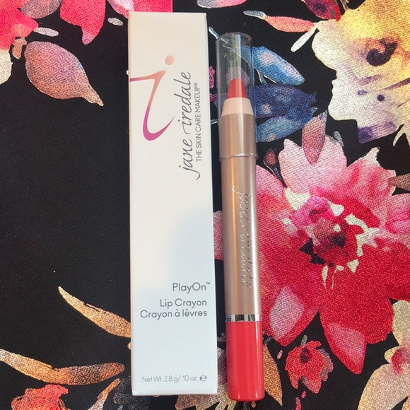 jane iredale Other - Jane iredale saucy PlayOn Lip crayon